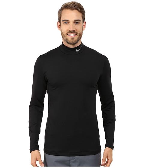 Imbracaminte Barbati Nike Hyperwarm Base Layer BlackWolf Grey