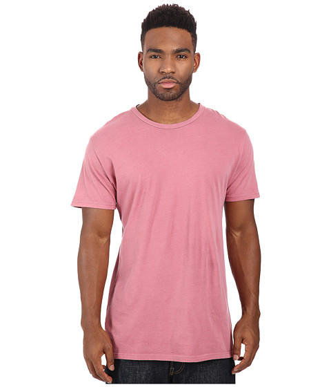 Imbracaminte Barbati Obey Lightweight Pigment Tee Mineral Red