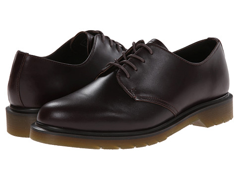 Incaltaminte Barbati Dr Martens 1561 4-Eye Dark Brown Analine