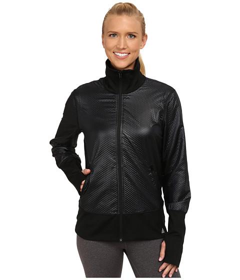 Imbracaminte Femei adidas 3D Woven Jacket BlackMatte Silver