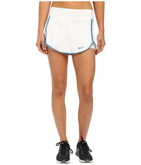 Imbracaminte Femei Nike Straight Court Skirt WhiteStratus Blue