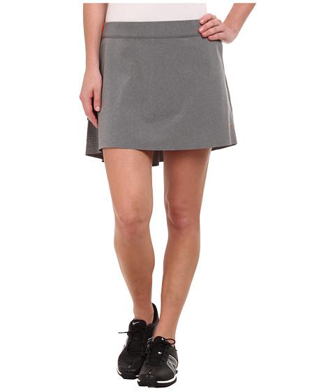 Imbracaminte Femei Nike Innovation Links Skort 20 Dark GreyHeatherBright Citrus
