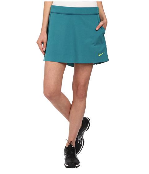 Imbracaminte Femei Nike Innovation Links Skort 20 TealHeatherVolt