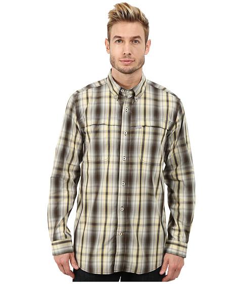 Imbracaminte Barbati Carhartt Force Mandan Plaid Long Sleeve Shirt Dark Brown