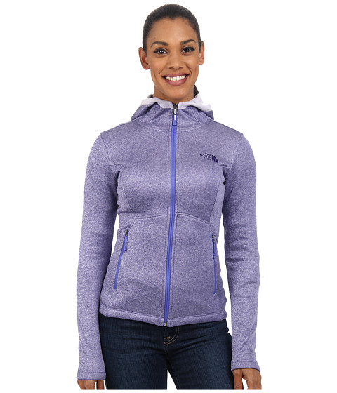 Imbracaminte Femei The North Face Agave Hoodie Starry Purple Heather (Prior Season)