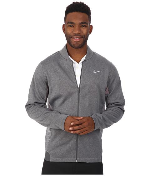 Imbracaminte Barbati Nike Tiger Woods Hypervis Full-Zip Jacket Dark GreyTotal OrangeWolf Grey