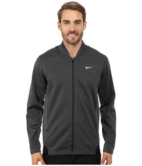 Imbracaminte Barbati Nike Tiger Woods Hypervis Full-Zip Jacket BlackWolf GreyWolf Grey