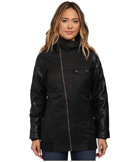 Imbracaminte Femei Burton TWC Whatever Bomber Jacket True BlackBlack Leather