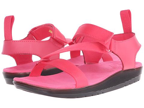 Incaltaminte Femei Dr Martens Balfour Z-Strap Sandal Neon PinkNeon PinkWebbingEcotec