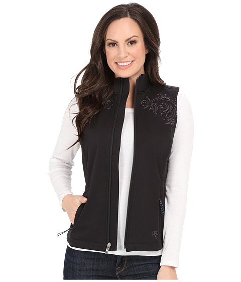 Imbracaminte Femei Ariat Livia Vest Black