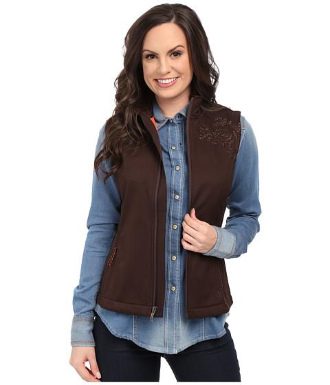 Imbracaminte Femei Ariat Livia Vest Coffee Vest
