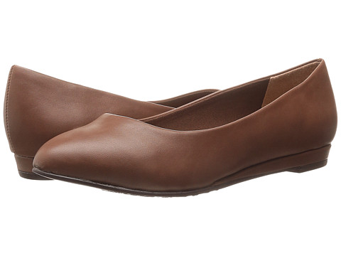 Incaltaminte Femei Soft Style Darlene Mid Brown Leather