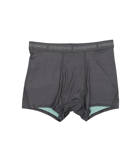 Imbracaminte Barbati Patagonia Cap Daily Boxer Briefs Solimar Stripe Forge Grey