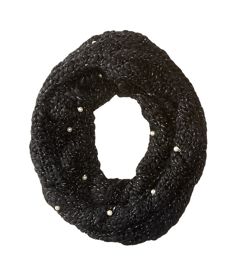 Accesorii Femei Betsey Johnson Pearly Girl Snood Black