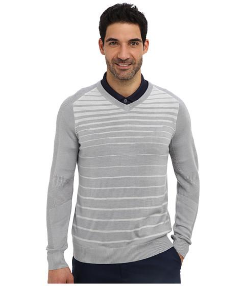 Imbracaminte Barbati Nike 3D V-Neck Sweater Wolf GreyNeutral GreyMetallic Silver