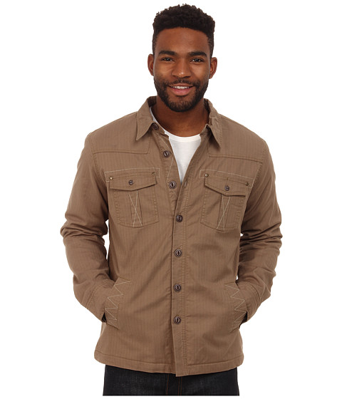 Imbracaminte Barbati Ecoths Ryker Jacket Dark Khaki