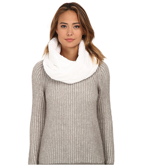 Accesorii Femei UGG Twisted Fabric Scarf White Multi