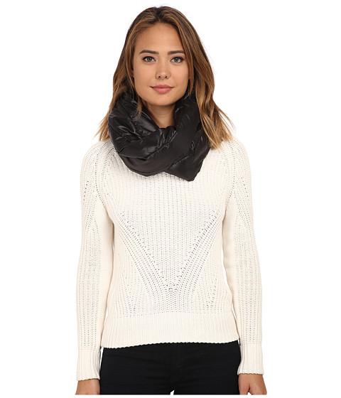 Accesorii Femei UGG Twisted Fabric Scarf Black Multi
