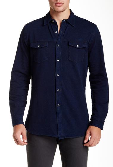 Imbracaminte Barbati DKNY Jeans Long Sleeve Denim Shirt INDIGO