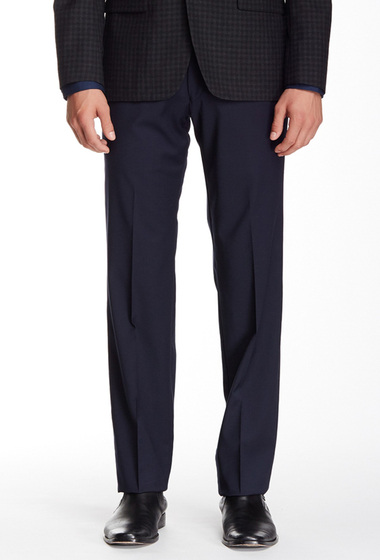 Imbracaminte Barbati John Varvatos Star USA Trim Fit Navy Solid Suit Separates Trouser NAVY