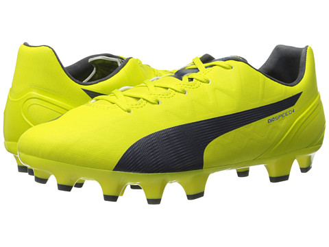 Incaltaminte Femei PUMA evoSPEED 44 FG Sulphur SpringTotal EclipseElectric Blue Lemonade