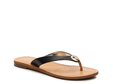 Incaltaminte Femei Report Sodey Flat Sandal Black