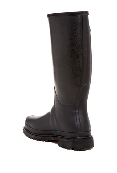 Incaltaminte Barbati Hunter Balmoral Sovereign Waterproof Boot BLACK