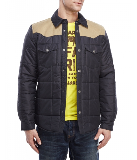 Imbracaminte Barbati Levi's Contrast Yoke Jacket Black