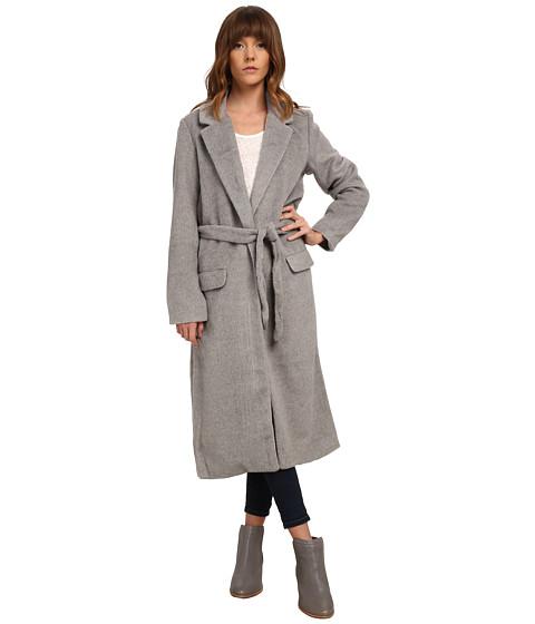 Imbracaminte Femei MINKPINK Jealousy Duster Coat Grey