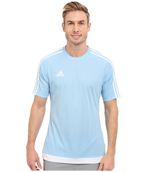 Imbracaminte Barbati adidas Estro 15 Jersey Clear BlueWhite