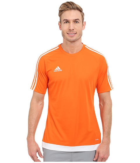 Imbracaminte Barbati adidas Estro 15 Jersey OrangeWhite