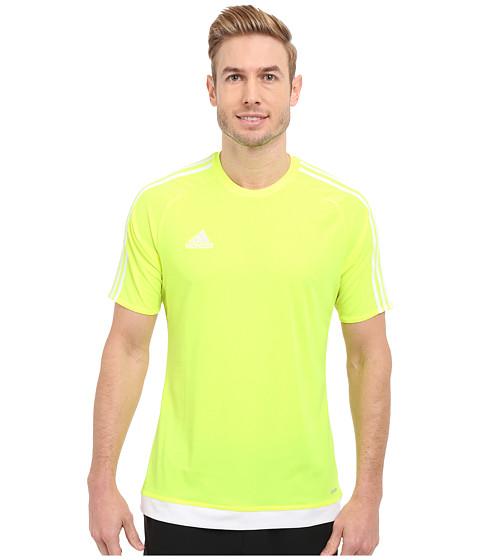 Imbracaminte Barbati adidas Estro 15 Jersey Solar YellowWhite
