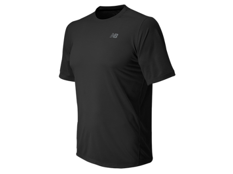 Imbracaminte Barbati New Balance Men's SS Perf Top Black
