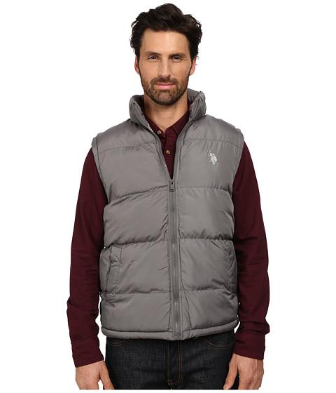 Imbracaminte Barbati US Polo Assn Basic Puffer Vest Castle Rock