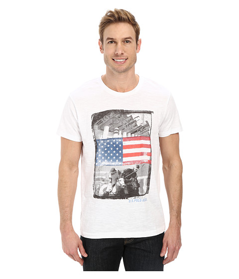 Imbracaminte Barbati US Polo Assn Polo Print T-Shirt White
