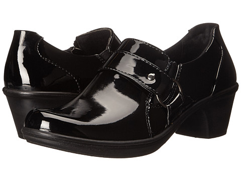 Incaltaminte Femei Easy Street Culture Black Patent