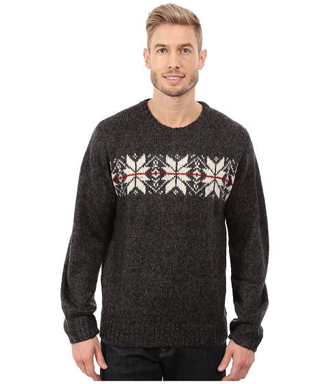 Imbracaminte Barbati US Polo Assn Snowflake Crew Neck Sweater Jet Marl