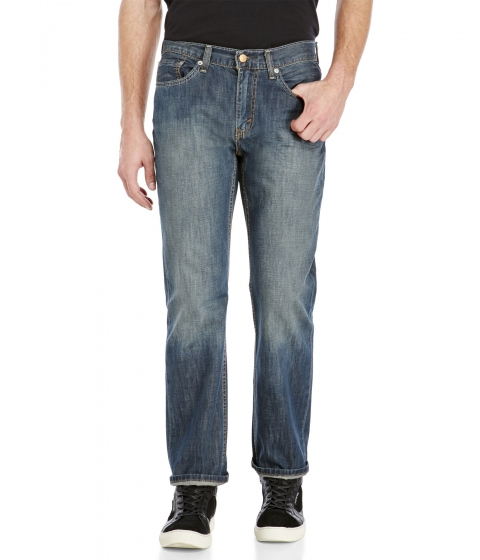 Imbracaminte Barbati Levi's Highway 514 Straight Jeans Highway