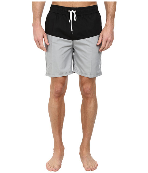 Imbracaminte Barbati US Polo Assn Color Block 7 Inch Swim Shorts Black