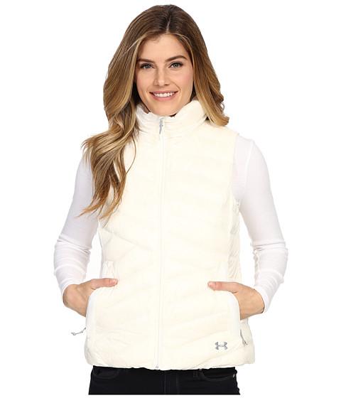 Imbracaminte Femei Under Armour UA Coldgearreg Infrared Uptown Vest Ivory