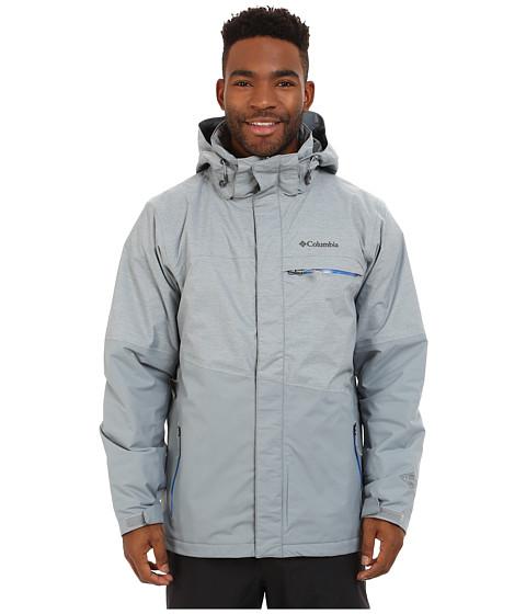 Imbracaminte Barbati Columbia Piste Beasttrade Jacket Tradewinds GreyHyper Blue