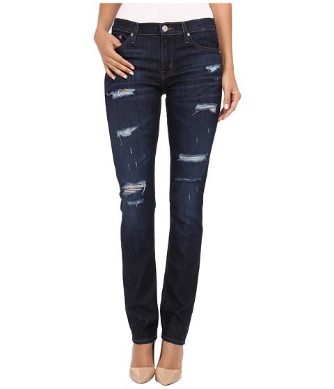 Imbracaminte Femei Hudson Skylar Relax Slim Straight Jeans in Dark Nomad Dark Nomad