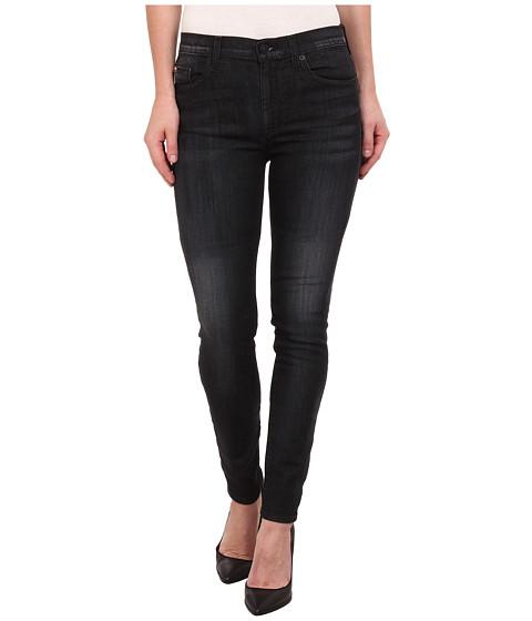 Imbracaminte Femei Hudson Barbara High Rise Skinny Jeans in Blackbird Blackbird