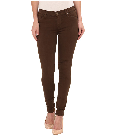 Imbracaminte Femei Hudson Nico Mid Rise Skinny Jeans in Incognito Green Incognito Green