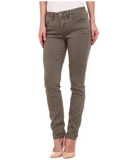 Imbracaminte Femei Jag Jeans Janette Mid Rise Slim Knit Denim in River Rock River Rock