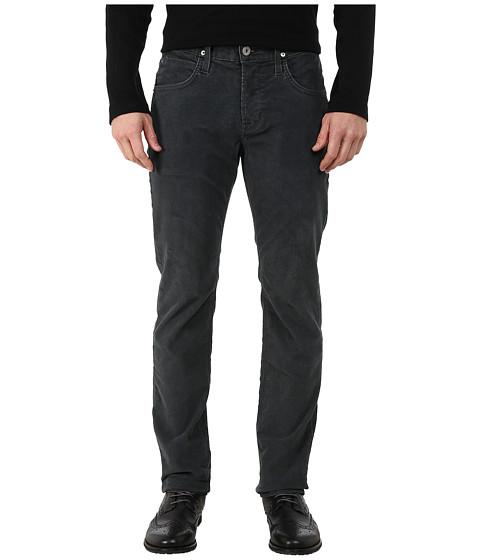 Imbracaminte Barbati Hudson Blake Slim Straight Jeans in Tarnished Steel Tarnished Steel
