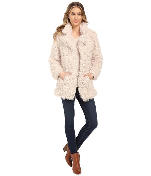 Imbracaminte Femei Brigitte Bailey Alyssa Faux Fur Jacket Cream
