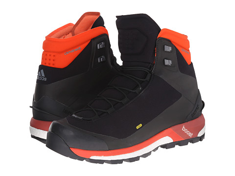 Incaltaminte Barbati adidas Outdoor Terrex Ultimate Boost CH BlackBold OrangeTribe Orange