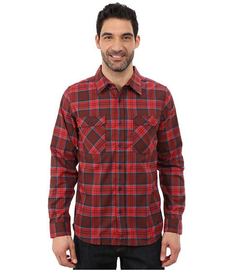 Imbracaminte Barbati Mountain Hardwear Stretchstonetrade Flannel Long Sleeve Shirt Redwood