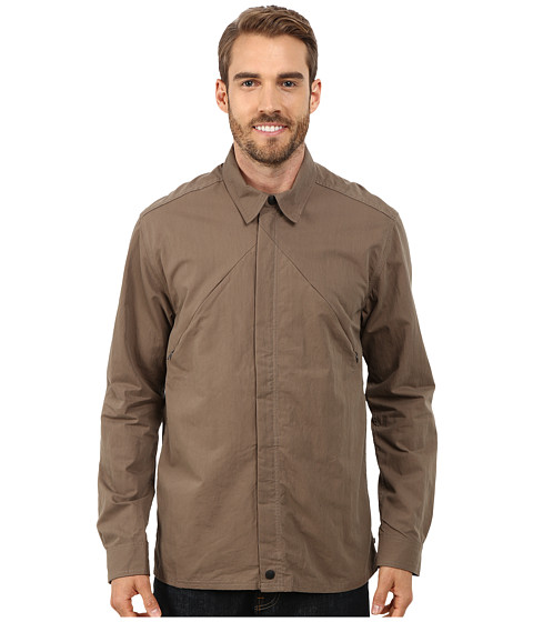 Imbracaminte Barbati ToadCo Enroute Shirt Jacket Jeep